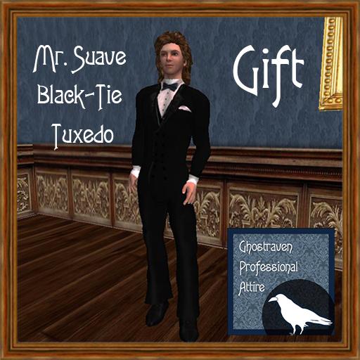 Mr Suave Black-Tie Tuxedo Ad.png