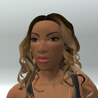 LL Avatar Mesh - Female - Alicia