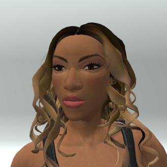 LL Avatar Mesh - Female - Alicia