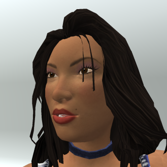 LL Avatar Mesh - Female - Lucy