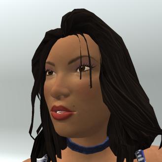 LL Avatar Mesh - Female - Lucy