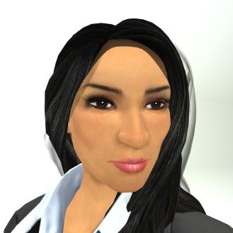 LL Avatar Mesh - Female -Zoe
