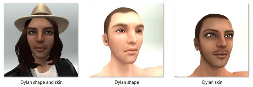 LL Faces - Male - Dylan