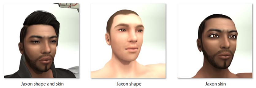 LL Faces - Male - Jaxon