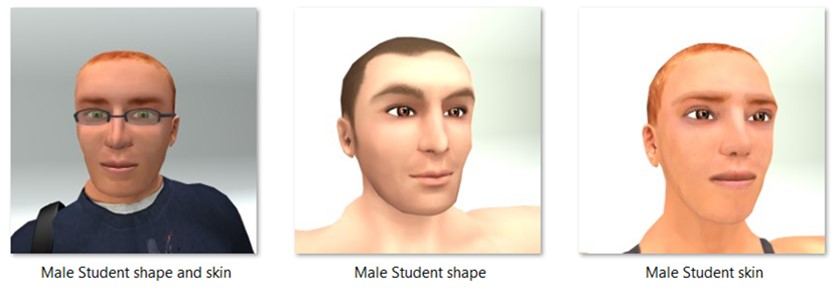 LL Faces - Male - Male Student